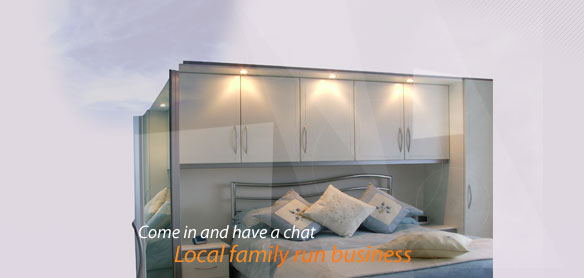 Come in and have a chat. Local family run business.
